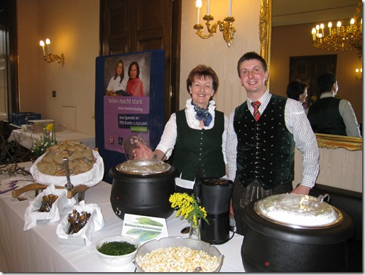 Catering im Linzer Landhaus